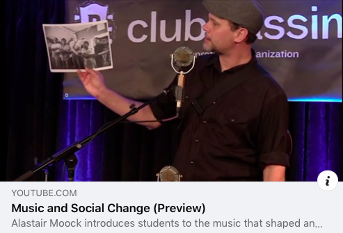 Music and Social Change